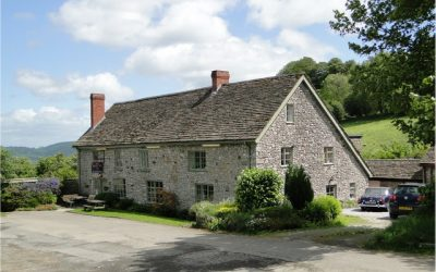 The Harp Inn, Old Radnor