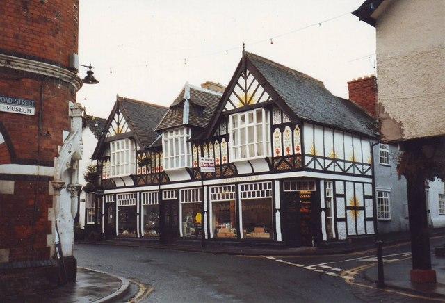Presteigne, Powys
