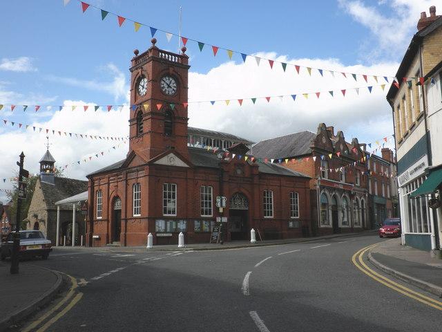 Kington Market Town