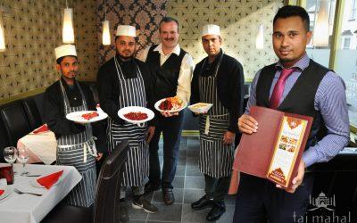 Taj Mahal – Indian Restaurant