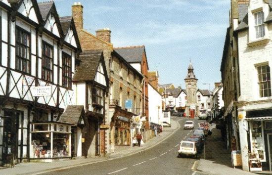 Knighton, Powys
