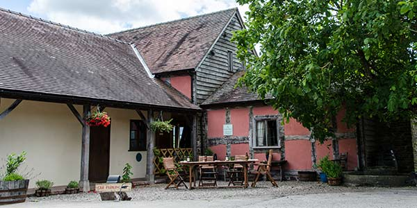 The Cider Barn