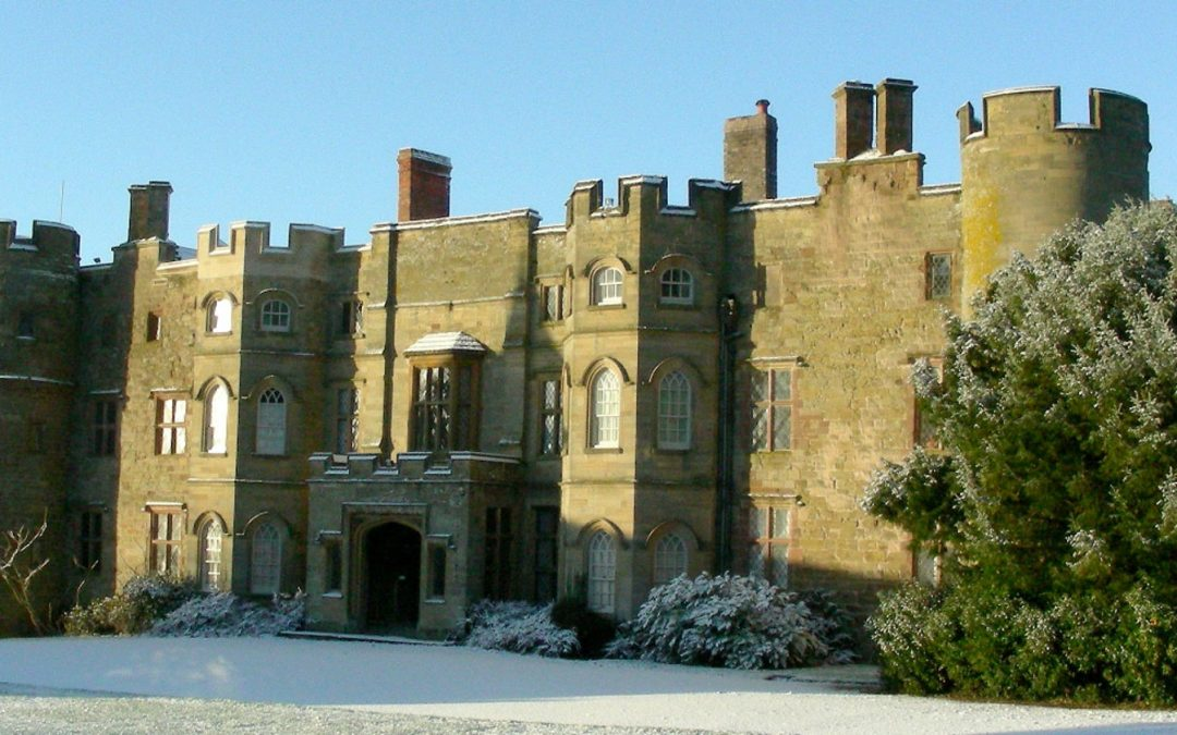 Croft Castle, Herefordshire
