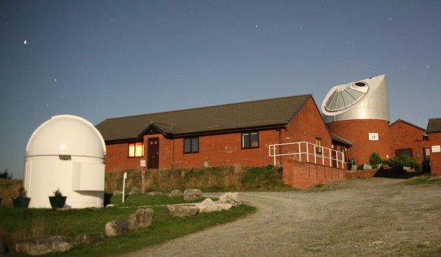 Space Guard Centre, Knighton