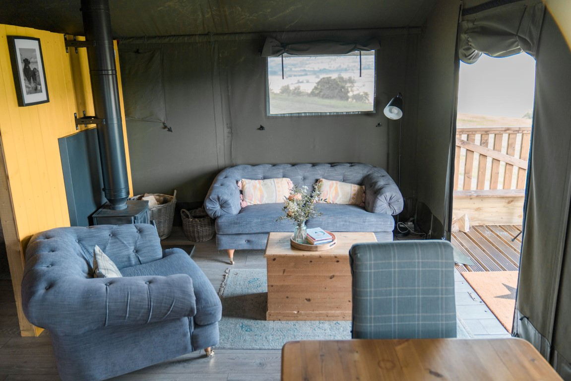 Glamping Mid Wales