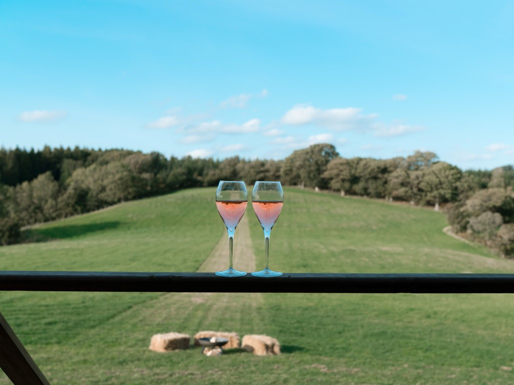 Glamping with Scenic Views